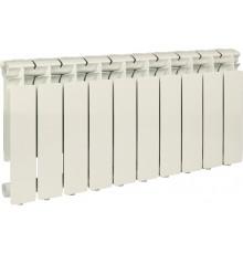 Алюминиевые секцион.радиаторы Bravo 350 AL-10с  ф1-в429ш80г80 STOUT