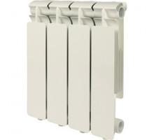 Алюминиевые секцион.радиаторы Bravo 350 AL-4с  ф1-в429ш80г80 STOUT