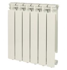 Алюминиевые секцион.радиаторы Bravo 350 AL-6с  ф1-в429ш80г80 STOUT