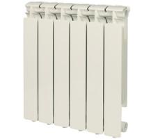 Алюминиевые секцион.радиаторы Bravo 350 AL-8с  ф1-в429ш80г80 STOUT