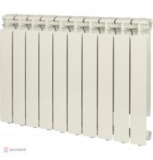 Алюминиевые секцион.радиаторы Bravo 500 AL-11с  ф1-в576ш80г80 STOUT