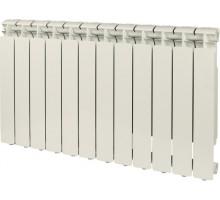Алюминиевые секцион.радиаторы Bravo 500 AL-12с  ф1-в576ш80г80 STOUT
