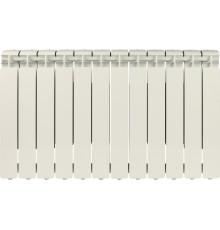 Алюминиевые секцион.радиаторы Bravo 500 AL-13с  ф1-в576ш80г80 STOUT