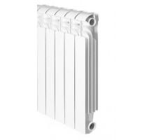 Алюминиевые секцион.радиаторы Bravo 500 AL-5с  ф1-в576ш80г80 STOUT