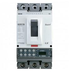 Автоматический выключатель TS630N (65kA) FTU 630A 3P3T