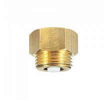 Автоматический запорный клапан для манометра REM 10 WATTS ф 3/8