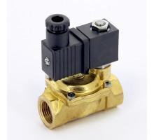 """Электромагнитный клапан 230V  для воды нормально закрытый 1""""  EMMETI"""