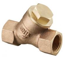 Фильтр грубой очистки с одинарным сетчатым патроном,OV, ф 1