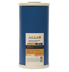 Картридж для умягчения воды, Big Blue 10 RIС, АкваКит