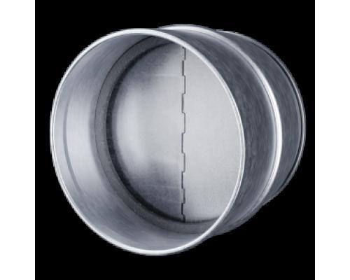 Клапан для защиты от обратной тяги металлический, 125СКЦ, ф 125, Эра