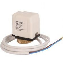 Компактный сервопривод электротермичес. нормально Открытый 230В,STOUT