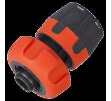 Конектор быстросем для шланга пластик резина, Ф 20, Aquapulse
