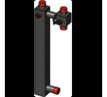 Корпус насосного модуля  (для насоса 180 мм),  ZOTA