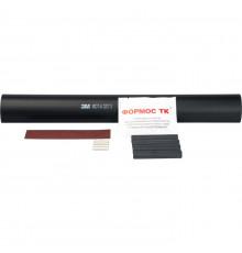 Муфта термоусаживаемая для резинового кабеля сечением 3х4-6 мм2