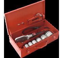 Набор для сварки PPR труб, SE 41 P, ф 20-63мм, 850W, FV plast