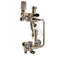 Насосно-смесительный узел для теплого пола, JH1033, ф 1, Tim
