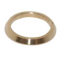 Прижим.латун.кольцо для фитинга к гофр.нерж.COPPER RING ф 32 Lavita