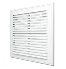 Решетка вентиляционная вытяжная АБС 183х253, бел. Эра