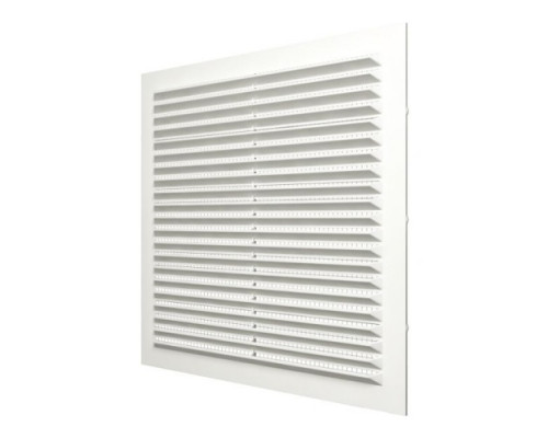 Решетка вентиляционная вытяжная АБС 217х113, бел. Эра