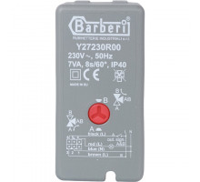 Сервопривод для 3-ходовых зональных клапанов 230V, 8сек. STOUT