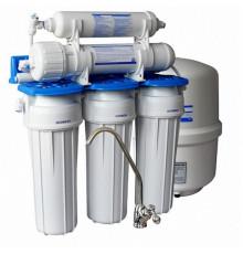Система водоочистная обратного осмоса с насосом RX-50-B-1
