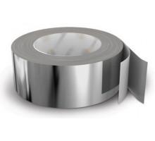 Скотч алюминиевый    Ш 48мм. Д 25 мм.