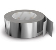 Скотч алюминиевый    Ш 48мм. Д 50 мм.