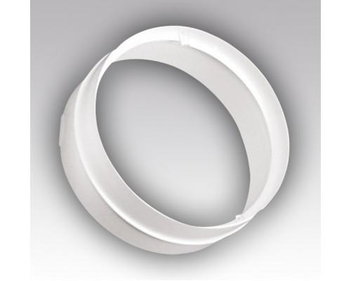Соединитель круглого канала, 12,5СКП, ф 125 Эра