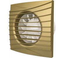 Вент - Вентилятор накладной - SILENT 4C champagne, декоратив ф 100 Эра