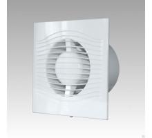 Вентилятор накладной с обратным клапаном SLIM 5C, Дн 125, Эра