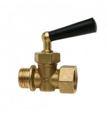 Запорный кран для манометра RM 10-MZ , В.Р. - Н.Р.  WATTS ф 3/8